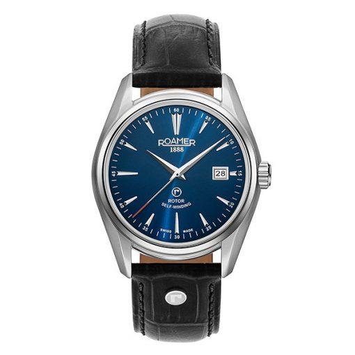 Roamer Searock Classic Steel Blue 210633 41 45 02 Férfi Karóra