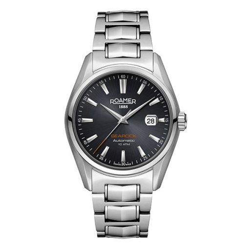 Roamer Searock Stainless Steel/Black 210633 41 55 20 Férfi Karóra